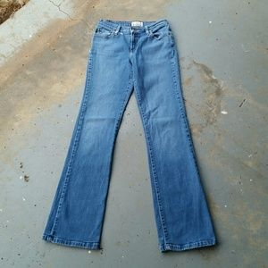 Vintage Todd Oldham Distressed Bootcut Jeans